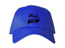 West Middle School  Baseball Caps