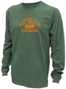 West Newton Elementary School  Pigment Dyed Shirts