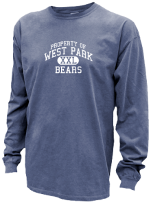 West Park Elementary School  Pigment Dyed Shirts