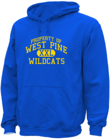 West Pine Middle School  Hoodies