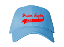 Western Heights Junior High School Baseball Caps