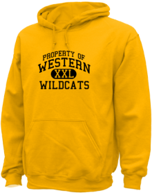 Western Middle School  Hoodies