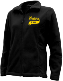 Western Middle School  Ladies Jackets