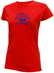 Westlake Village Middle School  Slimfit T-Shirts