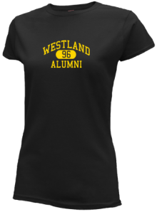 Westland Middle School  Slimfit T-Shirts