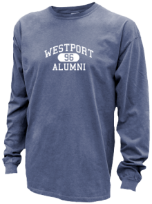Westport Middle School  Pigment Dyed Shirts