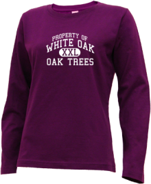 White Oak Elementary School  Long Sleeve Shirts