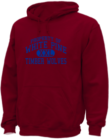 White Pine Elementary School  Hoodies