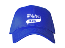 Whites Elementary School  Baseball Caps