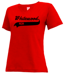 Whitewood Elementary School  V-neck Shirts