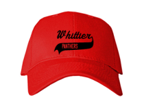 Whittier Elementary School  Baseball Caps