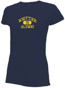 Whittier Elementary School  Slimfit T-Shirts