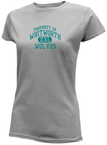 Whitworth Elementary School  Slimfit T-Shirts