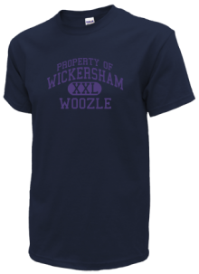 Wickersham School Of Discovery  T-Shirts