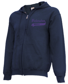 Wickersham School Of Discovery  Zip-up Hoodies