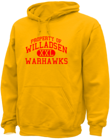 Willadsen Elementary School  Hoodies
