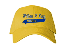 William H King Elementary School  Baseball Caps