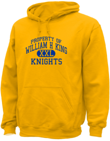 William H King Elementary School  Hoodies