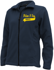 William H King Elementary School  Ladies Jackets