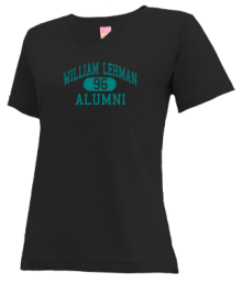 William Lehman Elementary School  V-neck Shirts