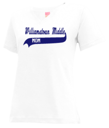 Williamstown Middle School  V-neck Shirts