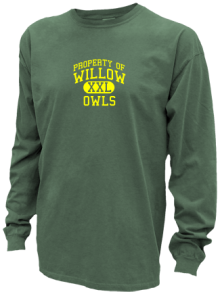 Willow Elementary School  Pigment Dyed Shirts