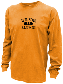 Wilson Primary School  Pigment Dyed Shirts