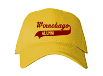 Winnebago Elementary School  Baseball Caps