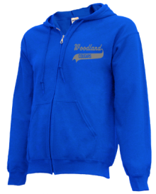 Woodland Elementary School  Zip-up Hoodies