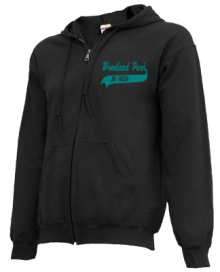 Woodland Park Middle School  Zip-up Hoodies