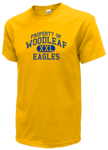 Woodleaf Elementary School  T-Shirts