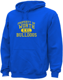 Worth Elementary School  Hoodies