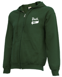 Youth Middle School  Zip-up Hoodies