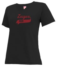 Zeiger Elementary School  V-neck Shirts