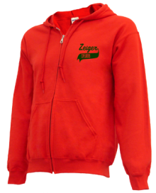 Zeiger Elementary School  Zip-up Hoodies