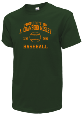 A. Crawford Mosley High School T-Shirts