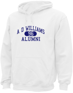 A D Williams Elementary School Hoodies