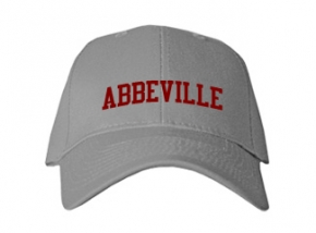 Abbeville High School Kid Embroidered Baseball Caps