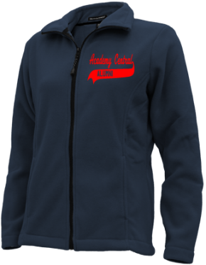 Academy Central Elementary School Embroidered Fleece Jackets