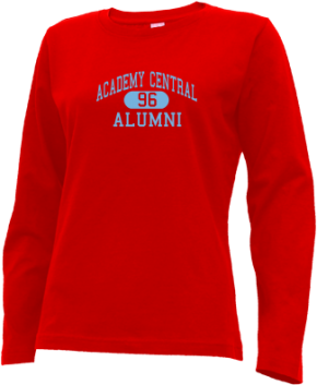 Academy Central Elementary School Long Sleeve Shirts