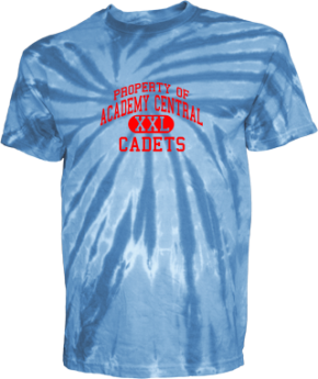 Academy Central Elementary School Kid Tie-dye T-Shirts