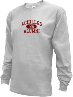 Achilles Elementary School Long Sleeve Shirts