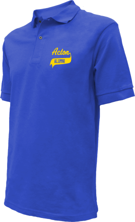 Acton Elementary School Embroidered Polo Shirts