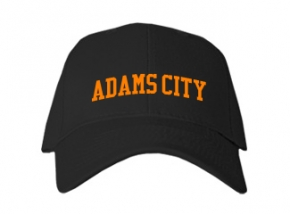 Adams City High School Kid Embroidered Baseball Caps