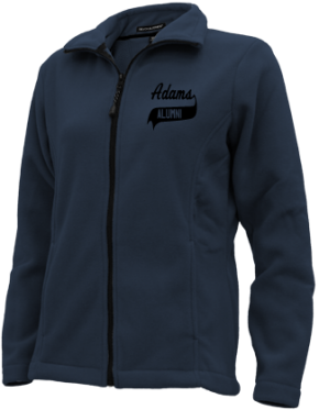 Adams Elementary School Embroidered Fleece Jackets