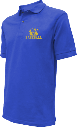 Adna High School Embroidered Polo Shirts