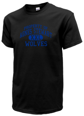 Agnes Stewart Middle School T-Shirts