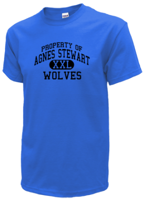 Agnes Stewart Middle School Kid T-Shirts