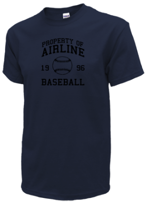 Airline High School T-Shirts
