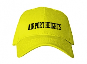 Airport Heights Elementary School Kid Embroidered Baseball Caps
